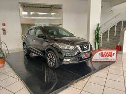 Nissan Kicks SL 1.6 flex automático 2020 Único dono/ Baixo km