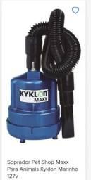 Título do anúncio: Soprador kiklon 9 messes de uso ( novo )