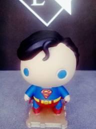 Boneco Funko Chibi Colecionável Superman
