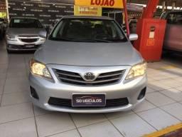 Título do anúncio: Corolla GLI 1.8 automático 2011/2012