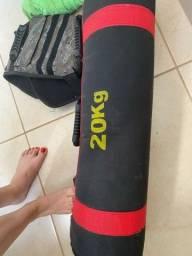 Título do anúncio: 20 kls,  bag fitness