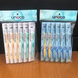 Título do anúncio: Escovas Dental 1 duzia por R$ 25,80 = Valor Unt. R$ 2,15