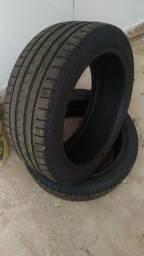 Título do anúncio: Pneus Pirelli medida 225/45/18