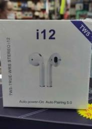 Título do anúncio: Fone de ouvido Bluetooth i12