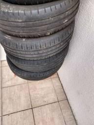4 pneus aro 15 sendo 2 goodyer