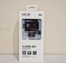 Título do anúncio: Vendo câmera de ação SJ4000 4k ( novíssima)