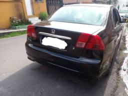 Título do anúncio: Vendo esse Honda Civic 2001