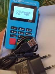 Título do anúncio: Maquininha de cartão livre de celular
