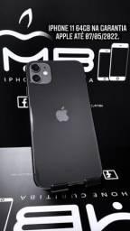Título do anúncio: iphone 11 64GB na garantia Apple