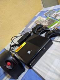 Xbox 360 sSemi Novo Destravado! $ 850