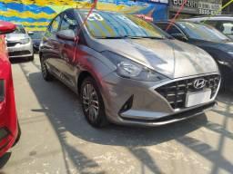 Hyundai Hb20s 1.0 Evolution Automático Flex Completo 2020
