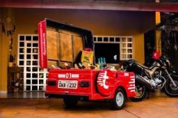 Motoprático para Delivery - Carretinha para moto