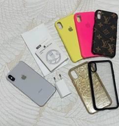 Vendo iPhone XS 64Gb com acessórios