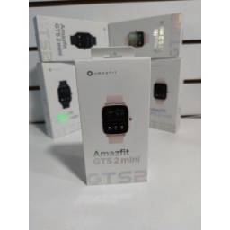 Título do anúncio: Amazifit GTS 2 MINI  preto/rosa