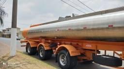 Título do anúncio: Carreta tanque vanderleia inox 37m3 Randon