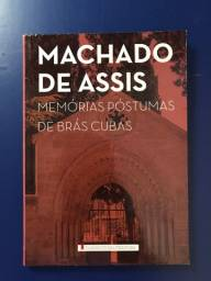 Livro Memórias Póstumas de Brás Cubas
