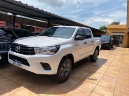 Toyota Hilux 2018, 2.8 STD diesel 4x4 completa câmbio manual