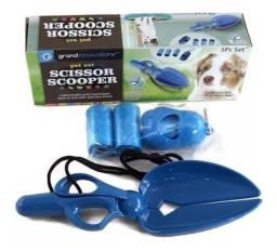 Título do anúncio: Pá Tesoura Coletora Higiênica Scissor Scooper - Cão/pet