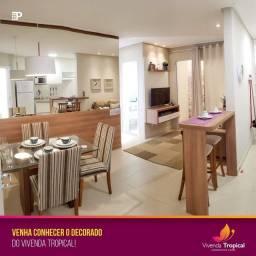 Apartamentos 2 Quartos no Vivenda Tropical em Jardim Tropical