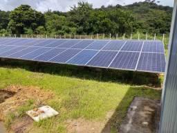 Título do anúncio: Vendo usina solar 91kWp