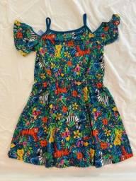 Título do anúncio: Vestido infantil NOVO