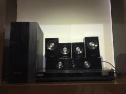 Título do anúncio: Home Theater Cinema System Samsung HT-C350 Usado