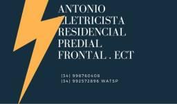 Instalações elétricas residências e predial e industrial