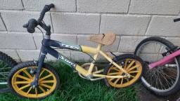Bicicleta precisa de manutenção