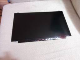 Título do anúncio: tela de led slim 15.6 de 30 pinos para qualquer notebook R$700 instalada 9- *