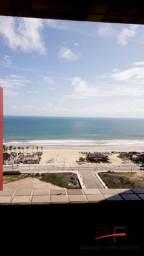 Apartamento com vista mar, andar alto, em frente a Praia do Futuro