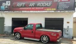 """Reforma de rodas """"DRift Car"""""""
