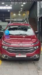 Título do anúncio: FIAT Toro freedom Aut especial camionete flex vermelha