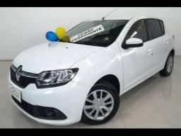 Renault Sandero Authentique 1.0 12V SCe (Flex)  1.0