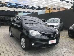 Título do anúncio: Toyota Etios XLS 1.5 GNV 16v flex automático.