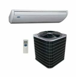 Título do anúncio: Ar condicionado split piso/teto Space Carrier 58.000BTU/h quente/frio