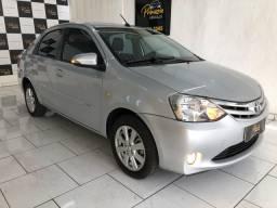 Toyota Etios 1.5xls automático 2017