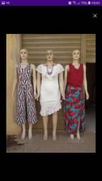 Vendo 3 manequins