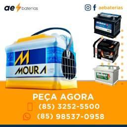 Título do anúncio: Bateria 150Ah som, bateria 150Ah ônibus scania, bateria 150Ah caminhão