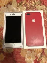 IPhone 7 Plus Vermelho 128GB