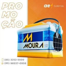 Título do anúncio: Bateria 90Ah Moura, Bateria 90Ah Moura, bateria 90Ah moura, bateria 90Ah Moura