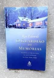 Livro usado - O Guardião De Memórias, Ficção, Fantasia, Distopia, Cinema