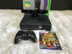 Xbox 360 na caixa (igual a novo, somos loja)