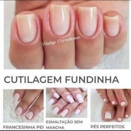 Título do anúncio: aprenda a ser manicure e pedicure e comece a trabalhar