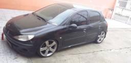 Título do anúncio: Torrooo Peugeot 206 2005 1.6 flex completo legalizado LEIA