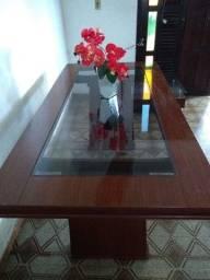 Título do anúncio: Mesa com vidro