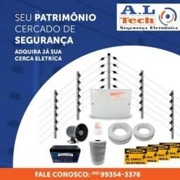 Promoção Super Cerca C/ Fio de Aço Inox 60M R$ 1.600,00 Aproveite!!!