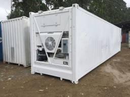 Venda e locação de Container seco e/ou refrigerado com ótimo preço