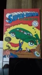 1 edição da revista do super homem