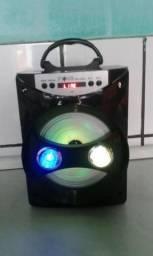 Caixa de som inova 15w bluetooth