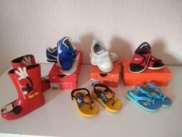 Sapatos todos originais